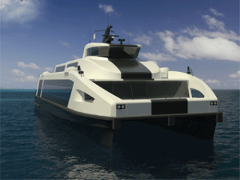 39m Catamaran Ferry