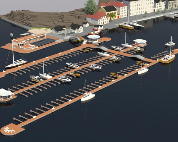 Marina project - Meyer Norschau Design